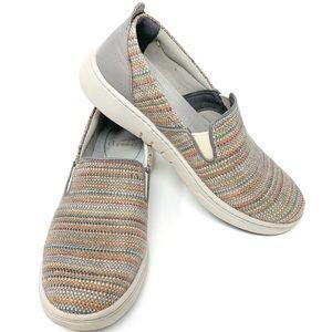 Dansko   Belle Canvas Slip On Sneakers   Size 39